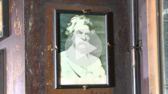 Mark Twain im Roten Ochsen
