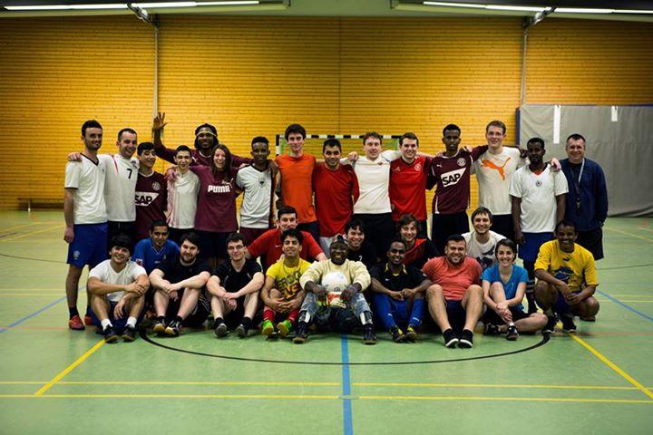 Mannschaft des FSV Dornberg