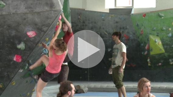 Bouldern – Freizeit, Lebensgefühl, Herausforderung