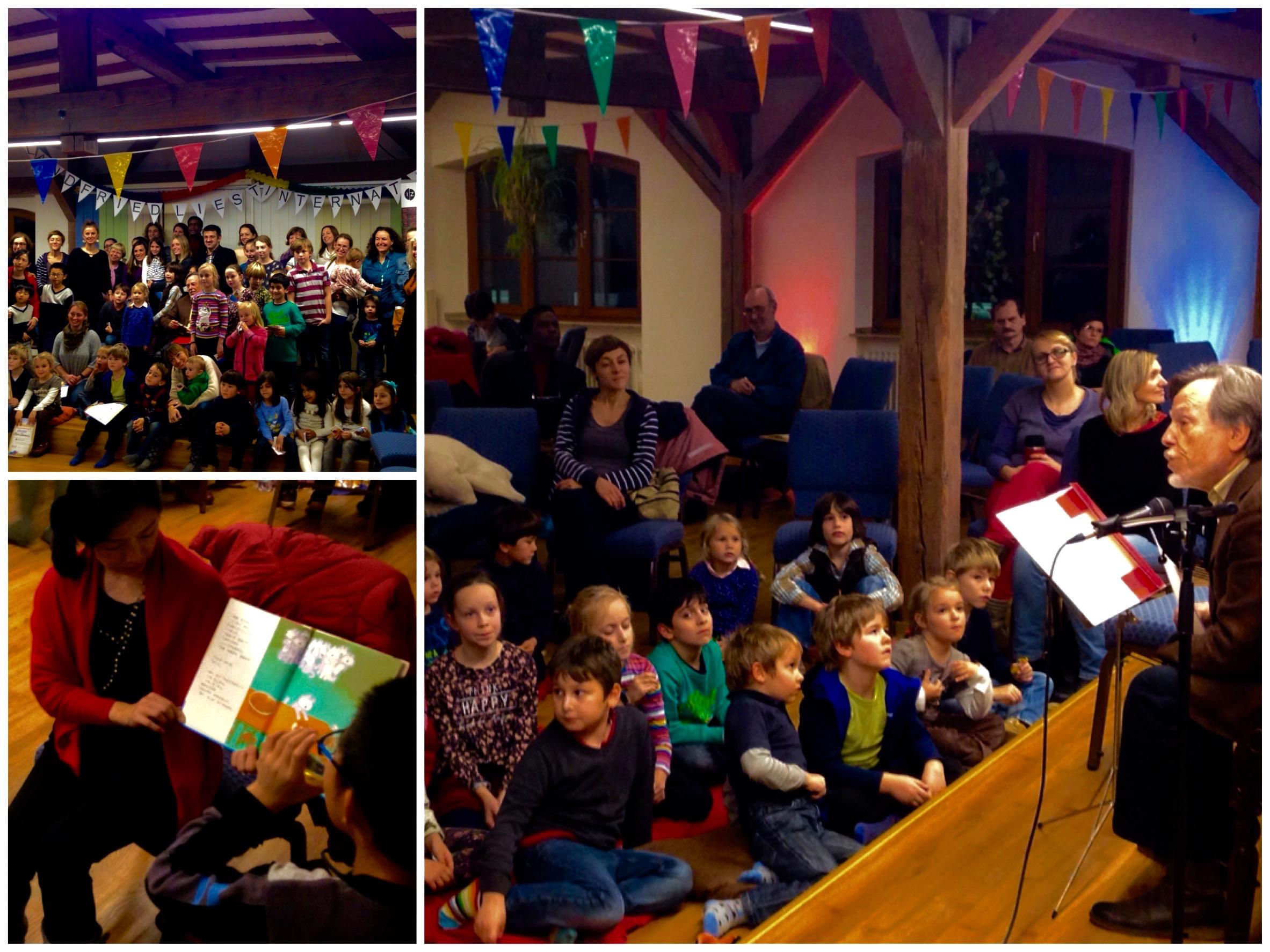 Bundesweiter Vorlesetag im Interkulturellen Zentrum Heidelberg